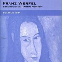 Una lletra femenina de color blau pàl·lid